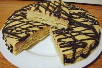 Самый простой торт в мире