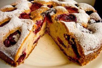 Пирог «Божественный». Вы влюбитесь в него с первого кусочка!